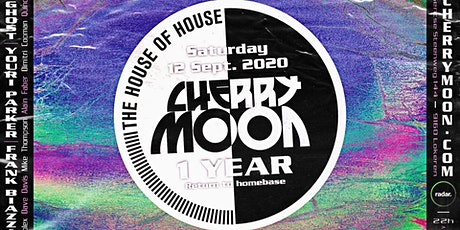 Cherry Moon - 1 Year Return to the Homebase tickets