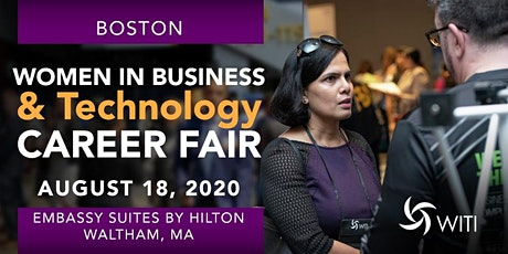 Women in Business & Technology Career Fair tickets