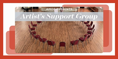 AMOC Artist's Support Group tickets