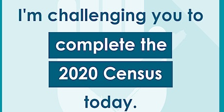CENSUS DAY is April 1, 2020 join Black Women for Wellness in a discussion with US Census Bureau Partnership Specialist Scarlett Cazares tickets