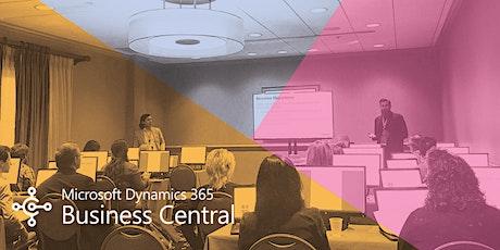 Microsoft Dynamics 365 Business Central Fundamentals tickets