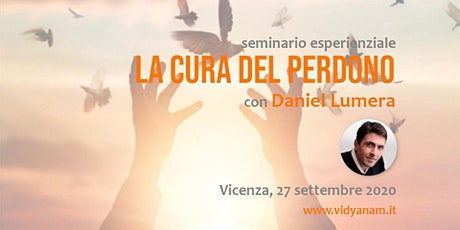 La Cura del Perdono a Vicenza con Daniel Lumera biglietti