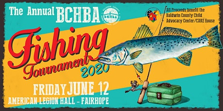 Annual BCHBA/CARE House Fishing Tournament tickets