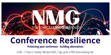 Conference Resilience: Protecting your conference - building alternatives tickets