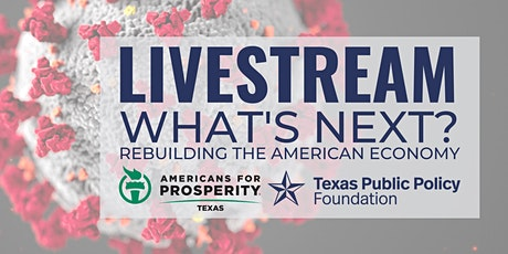 What's Next? Rebuilding the American Economy tickets