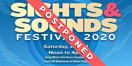POSTPONED: Sights and Sounds Festival tickets