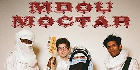 NEW DATE! -  MDOU MOCTAR/ Blacks' Myths tickets