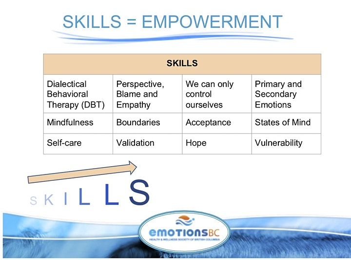 SKILLS GROUP for Families + Caregivers image