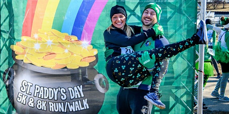 2021 St. Paddy's Day 5K & 8K Run/Walk tickets