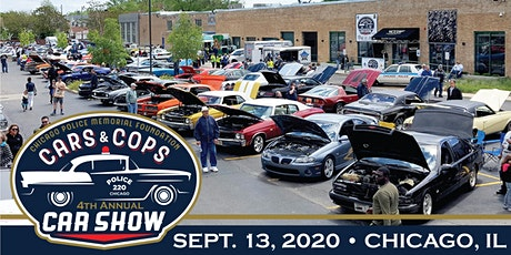 2020 Cars & Cops Car Show tickets