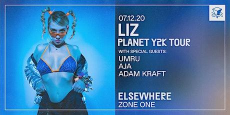LIZ Planet Y2K Tour @ Elsewhere (Zone One) tickets