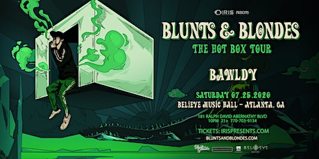 Blunts & Blondes | IRIS ESP101 Learn to Believe | Saturday July 25 tickets