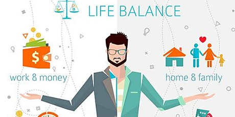 Improving Your Work/Life Balance  _ ONLINE COURSE tickets