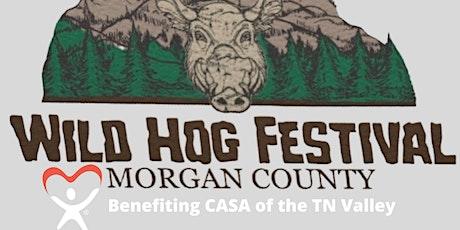 Wild Hog Festival, Morgan County TN  tickets