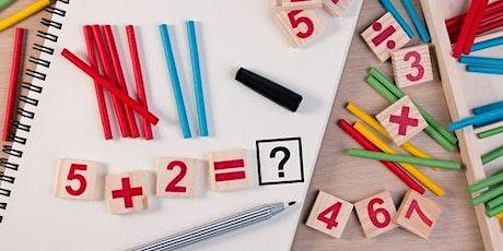 Let's EsCAPE Into Math! Ages 6-8 tickets