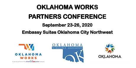 Oklahoma Works Partners Conference tickets