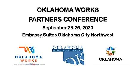 Oklahoma Works Partners Conference Vendor Registration  tickets
