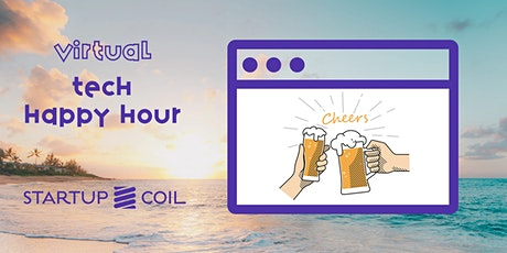 Inaugural Virtual Tech Happy Hour tickets