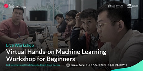 Virtual Hands-on Machine Learning Workshop for Beginner in 5 Days tickets