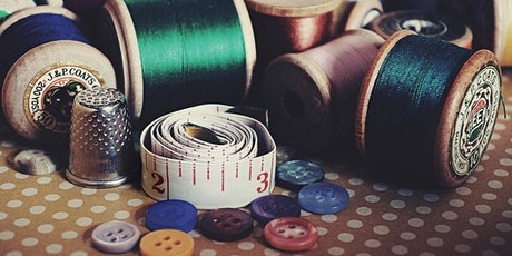 Sewing EsCAPE - From Thrift to Trendy Ages 8-12 tickets