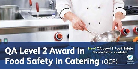 Level 2 Food Safety Training Course (online via Webinar) tickets