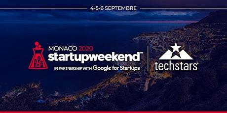 Startup Weekend Monaco 2020 tickets
