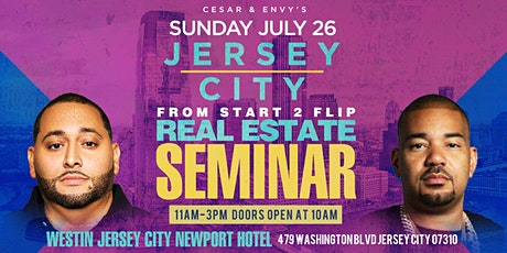 Cesar & DJ Envy's Real Estate Seminar [TRI-STATE] tickets