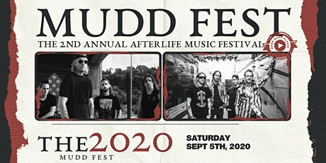 Mudd Fest 2020- Puddle of Mudd, Fuel, Local H, Tantic & More tickets
