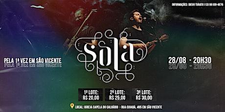 Projeto Sola - Litoral SP ingressos