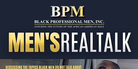 Men's Real Talk tickets
