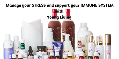 Manage your STRESS and support your IMMUNE SYSTEM tickets