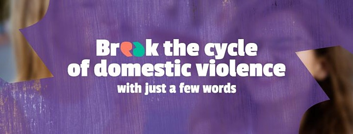 Real Talk: Break the cycle of domestic violence image