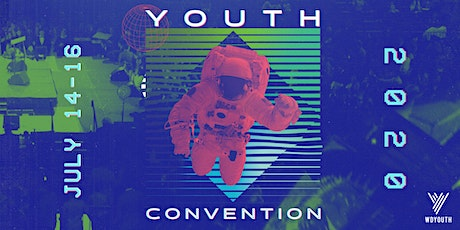WD Youth Convention 2020 tickets