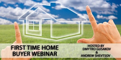 First Time Home Buyer Webinar tickets