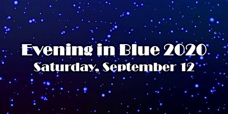 Evening in Blue 2020 tickets