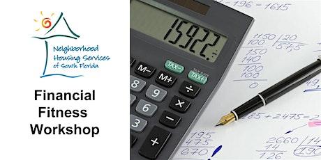 Online Financial Fitness Workshop 4/8/20 (Spanish) tickets