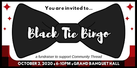 Black Tie Bingo 2020 tickets