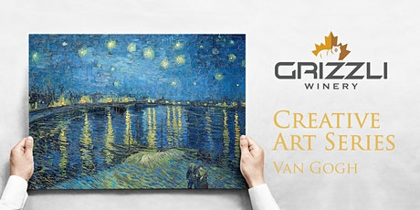 Creative Art Series: van Gogh tickets