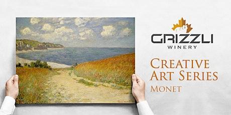Creative Art Series: Monet tickets
