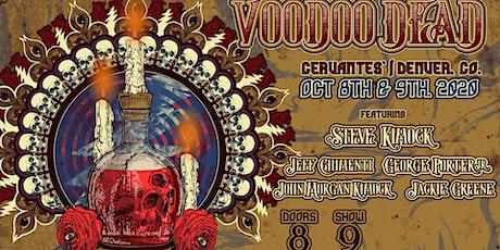 2-DAY PASS: Voodoo Dead - Thursday, October 8 and Friday, October 9 tickets