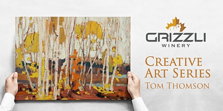 Creative Art Series: Tom Thomson tickets