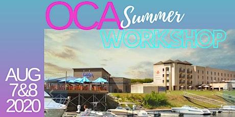 OCA Summer Workshop tickets