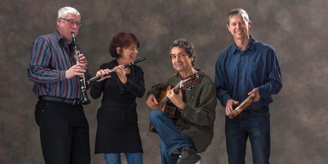 Berkeley Choro with Brazilian Guests tickets