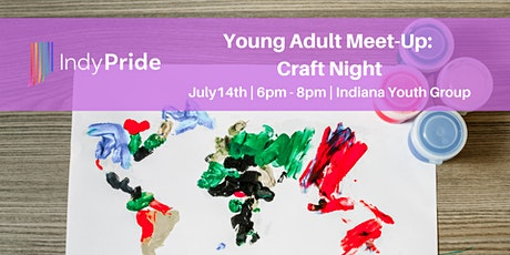 Young Adult Meet-Up: Craft Night tickets