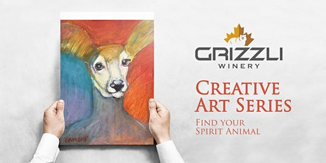 Creative Art Series: Find your Spirit Animal tickets
