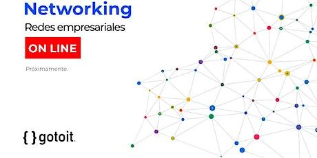 Jornada de networking redes empresariales entradas