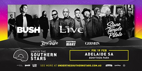 Under The Southern Stars - Adelaide tickets