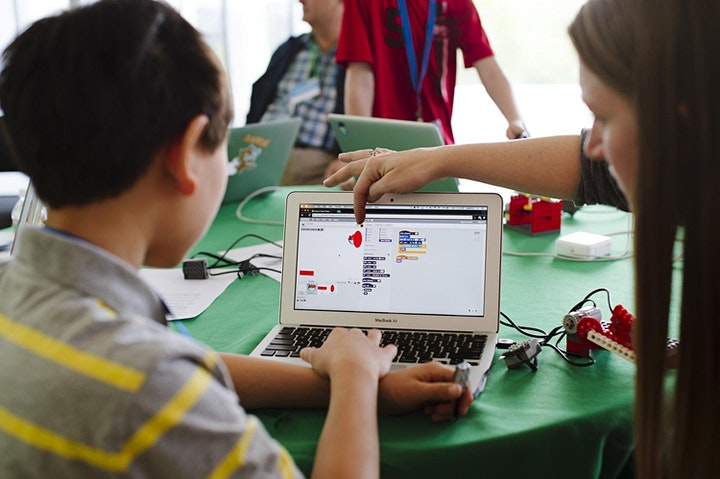Coding class for Kids image
