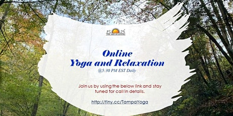 Yoga & Relaxation tickets