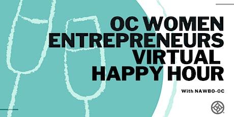 NAWBO-OC Women Entrepreneurs Virtual Happy Hour tickets